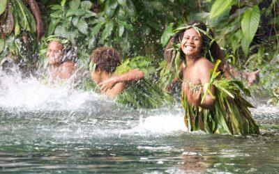 Vanuatu Women's Water Music DVD